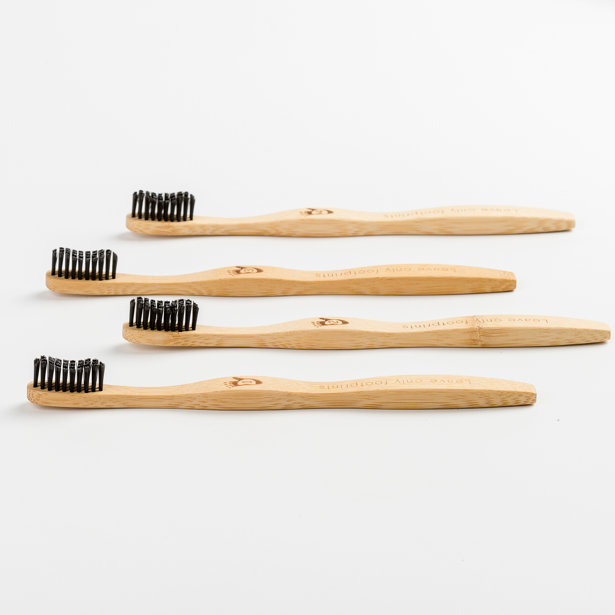 GreenBoss Bamboo ToothBrush